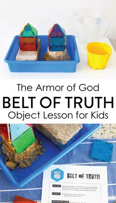 Kids Church Lessons, Bible Lessons For Kids, Sunday School Lessons, Sunday School Crafts, Bible Activities For Kids, Bible Crafts For Kids, Bible Study For Kids, Kids Bible, Armor Of God Lesson