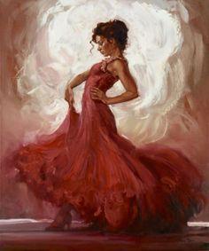 Mark Spain - Flamenco Dance IV