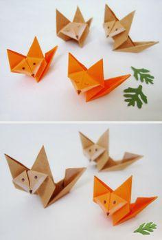 Kreative Tankeknips: Der går ræv i den eller hvordan en ugle måske bliver til en ræv.