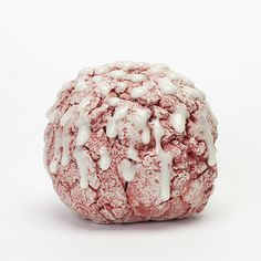 // condensed milk ball (porcelain) Takuro Kuwata