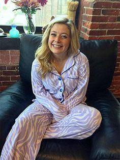 PajamaGram Snuggle Fleece Pajamas