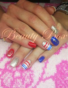 summer 1 <3 by Ines Psak - Beauty Box Nails & Make up