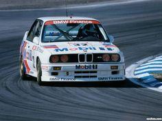 BMW M3 E30 BTCC