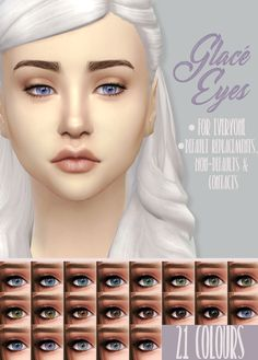 The Sims, Sims Cc, Tumblr Sims 4, Vampire Eyes, Sims 4 Cc Eyes, Sims 4 Mods Clothes, Sims 4 Cc Finds, Sims 4 Custom Content, Picture Video