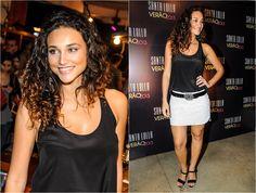 Entrevista sobre moda e beleza com a atriz da TV Globo Débora Nascimento!