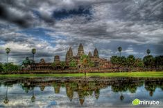 Siem Reap, Cambodia | The Top 50 Cities to See in Your Lifetime from Huffington Post