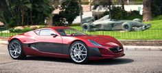 New AND two toned? I've never heard of you Rimac, but I like what I see.