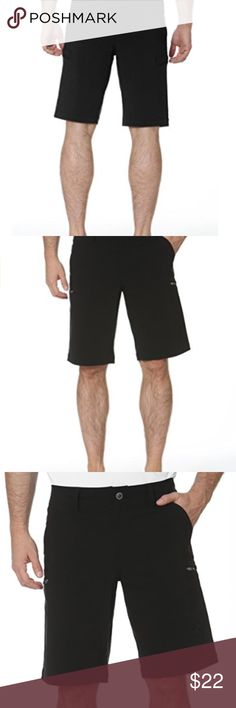 New Gerry Men's Cargo Short Product description  GERRY's active River shorts are stylish and versatile. The stretch fabric enhances flexibility, giving you full range of movement, no matter what your activity is. The fabric is quick dry and lightweight, making them great for everyday wear and excellent to travel in. They will become your favorite everyday shorts and perfect for your next outdoor adventure!  2B Gerry Shorts