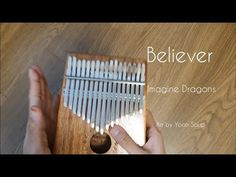 arranged and played by Yoon Soup Believer Imagine Dragons, Hammered Dulcimer, Soup, Make It Yourself, Piano, Youtube, Finger, Key, Musica