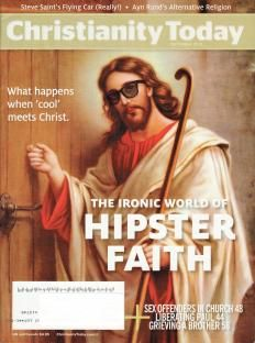 "Christianity Today has a big hit with this month's cover story: ""The Ironic World of Hipster Faith: What Happens when 'Cool' Meets Christ."" It's written by…"