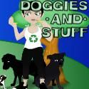 Doggies and Stuff - Digs and disses, reviews and giveaways on doggie products, eco-friendly and organic products, health and beauty, and more.