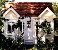 The Garden Cottage Playhouse