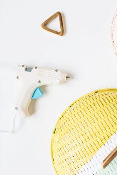 Quick-heat glue gun