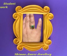 Jewellery Wire Rings, Copper Wire, Jewellery, Frame, Projects, Decor, Picture Frame, Log Projects, Jewels