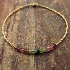 turmaline bracelet