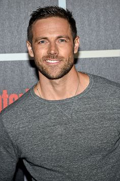 Dylan Bruce.Arrow, Orphan Black, and As The World turns ..Not bad !