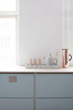 Linoleum Kitchens