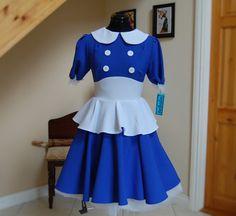 Bioshock little sister cosplay dress by BeBaGo on Etsy