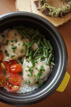 Vegetable Rice, Asian Recipes, Ethnic Recipes, Gluten Free Chicken, Chicken Rice, One Pot, Chicken Seasoning, Rice Cooker, Chicken Recipes