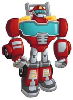 Transformers Rescue Bots / Characters - TV Tropes