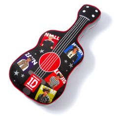 Rock out every night with this #OneDirection guitar pillow! #BoysOfSummer
