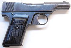 Pre-WWII caliber 7.65 (.32 auto) Franz Stock pistol