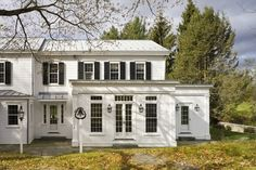 John B. Murray Architect, LLC - Restorations and Additions to a 19th Century Greek Revival House