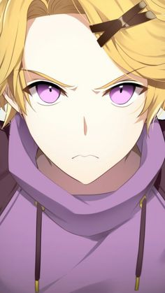His angry face though So cute!! >_< Yoosung!!