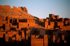 There are 9 UNESCO World Heritage Sites in Morocco: the Ksar of Ait-Ben-Haddou, the Portuguese City of Mazagan (El Jadida), the Medina of Essaouira, the Medina of Fez, the Medina of Marrakech, the Historic City of Meknes, Rabat, the Medina of Tétouan and the Archaeological Site of Volubilis.