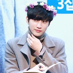 Jinyoung is very pretty