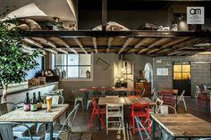 Birrificio Di Legnano - Picture gallery #architecture #interiordesign #restaurant #reuse