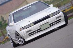 Most favorite drift car & body kit of me.. Nissan Cefiro A31