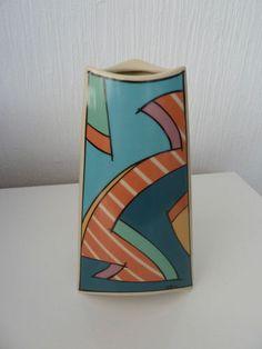 Rosenthal sehr schöne Vase Dorothy Hafner Flash One Blumenvase 1. Wahl