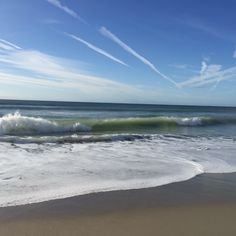 Life is better at the beach! With views like these, Emerald Isle is the perfect place for a relaxing fall getaway.