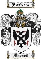 Maxwell Coat of Arms / Maxwell Family Crest