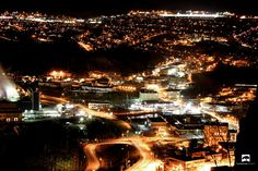 Corner Brook, Newfoundland (Bay Of Islands) - Night Shot (Light Painting) Newfoundland Canada, Newfoundland And Labrador, Canadian Things, Bay Of Islands, Night Shot, O Canada, Holiday Places, Amazing Pics, Light Painting