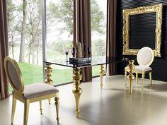 Mesa de Comedor Calipso - Mesas de Comedor de Diseño - Muebles de Diseño