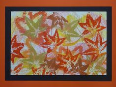The Calvert Canvas: Adventures in Middle School Art!: Turn Over a New Leaf