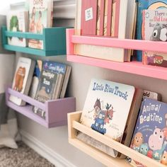 Our Playroom Tour On a Budget Her Happy Home playroom decor playroom idea playroom design playroom theme playroom ideas playroom book storage playroom decor play. Playroom Design, Kids Room Design, Playroom Decor, Bedroom Decor, Nursery Decor, Ikea Kids Bedroom, Kid Decor, Playroom Paint Colors, Ikea Kids Playroom