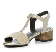 Nilson Shoes Sandaletter VAGABOND, GAIA T-STRAP Skinn Beige