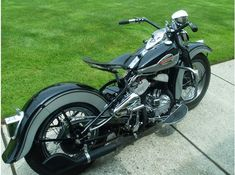 1942 Harley-Davidson Wl 45 Flathead