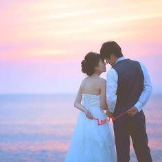 * Love♡♡♡ * Photo by STUDIO TVB  #フォトウェディング#photowedding#picmarry#ピクマリ#楽天ウェディング#rakutenwedding#プレ花嫁#前撮り#後撮り#studiotvb#赤い糸
