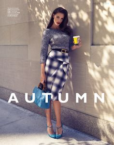 autumn Sofia Resing Models Bright Fall Looks for Grazia UK by Asa Tallgard Sofia Resing, Jw Fashion, Fashion Guide, Female Fashion, Modest Fashion, Don G, Victorian Photography, Fashion Advertising, Fall Looks