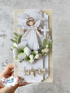 Cute Cards, Communion, Hanukkah, Heaven, Scrapbook, Paper, Babys, Frame, Kids