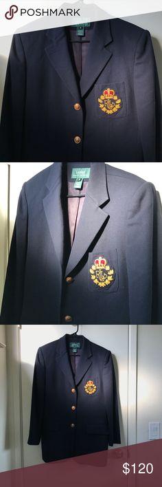 Ralph Laurent coat in good condition Forget the rules of you like it wear it! 💕 Lauren Ralph Lauren Jackets & Coats Blazers