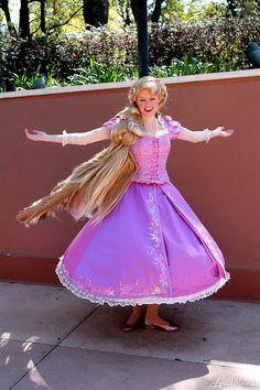 Rapunzel by disneylori, via Flickr