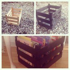 Årstidernes kasse / bogkasse