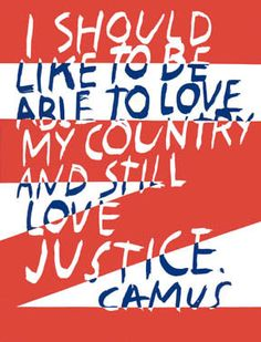 I love this Sister Mary Corita Kent print of an Albert Camus quotation. Saw it at an exhibition at Santa Monica Art Studios. Camus Quotes, Me Quotes, Activist Art, Protest Signs, Political Art, Social Justice, Inspire Me, Sisters, Wisdom