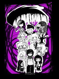 Machigerita's monsters