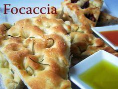 TynaTyna: Focaccia Yami Yami, Bread, Homemade, Food, Breads, Hoods, Diy Crafts, Meals, Bakeries